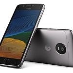 Lenovo Unveils Moto G5 and Moto G5 Plus with New Metal Designs