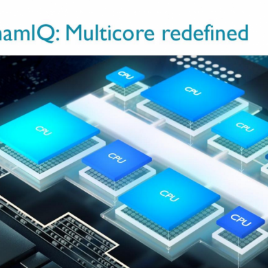 ARM's DynamIQ Focuses on Performance, Efficiency, Redundancy, Scalability, and Latency
