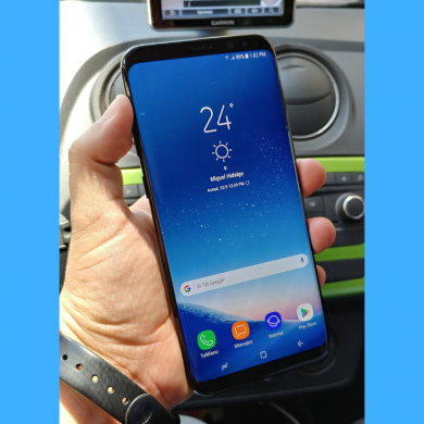 Samsung Galaxy S8 Plus Leaks in Hi-Res Live Images; Official Accessories and Their Pricing Also Leak