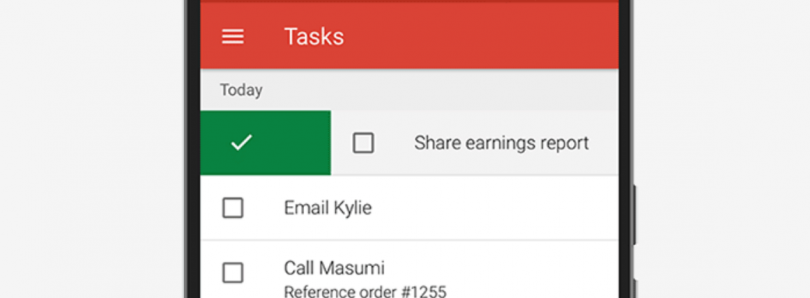 Google Adds Support for Microsoft Exchange Tasks to Gmail