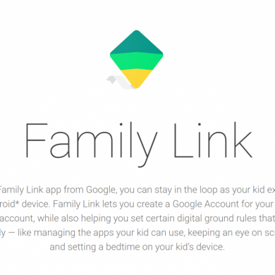Google Brings Family Link to All Parents in the United States