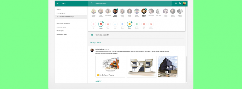 Google Pushes Hangouts in a more Corporate Direction with Hangouts Meet and Hangouts Chat