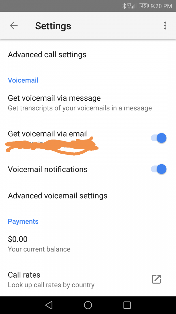 How to listen to your google voice voicemail on your google home once youve done that you will begin to receive all new voicemails in your e mail as you can see the e mail contains both a transcription of the kristyandbryce Choice Image
