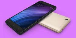Xiaomi Launches the Redmi 4A in India for ₹5,999 ($92); Teases Redmi 4 and Redmi 4 Prime