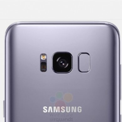 More Samsung Galaxy S8 Images, [Almost] Complete Spec Sheet Leaked