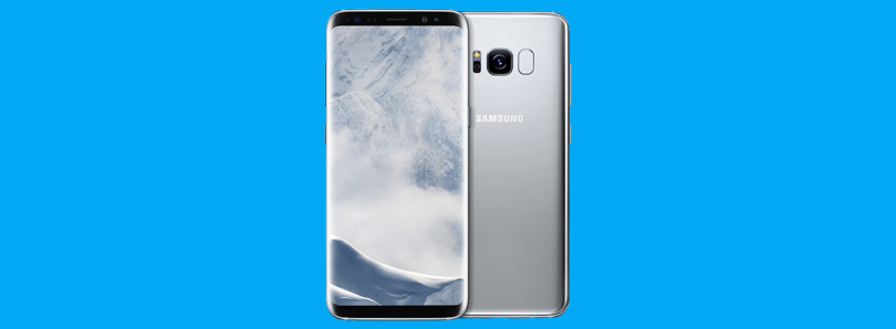 Galaxy S8+ Mods Remove Carrier Labels & Adds Precise Animation Scales