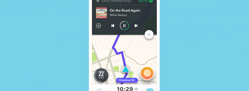 Waze and Spotify Announce Integration to Allow Seamless ...