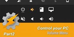 How to Control your PC from your Android Device with Tasker [Part 2 – Volume Control]