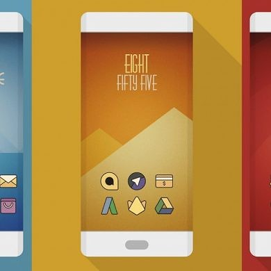 Top 5 Icon Packs for March