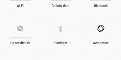 """Android O Adds """"Inverted"""" Light Theme to Display Options"""