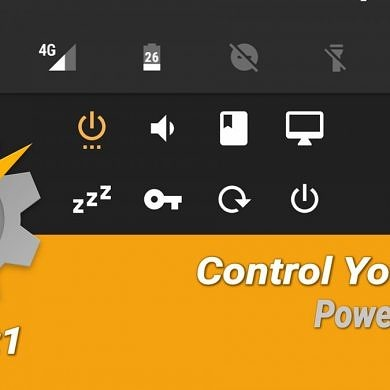 How to Control your PC from your Android Device with Tasker [Part 1 – Setup & Power Control]