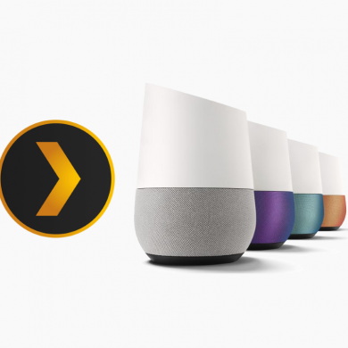Phlex — A Google Home Action for Plex Control