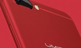 The Red UMI Z Captures the Same Stunning Look as the Red iPhone
