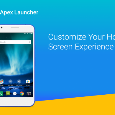 Apex Launcher Devs Announce a New Update Coming Next Month