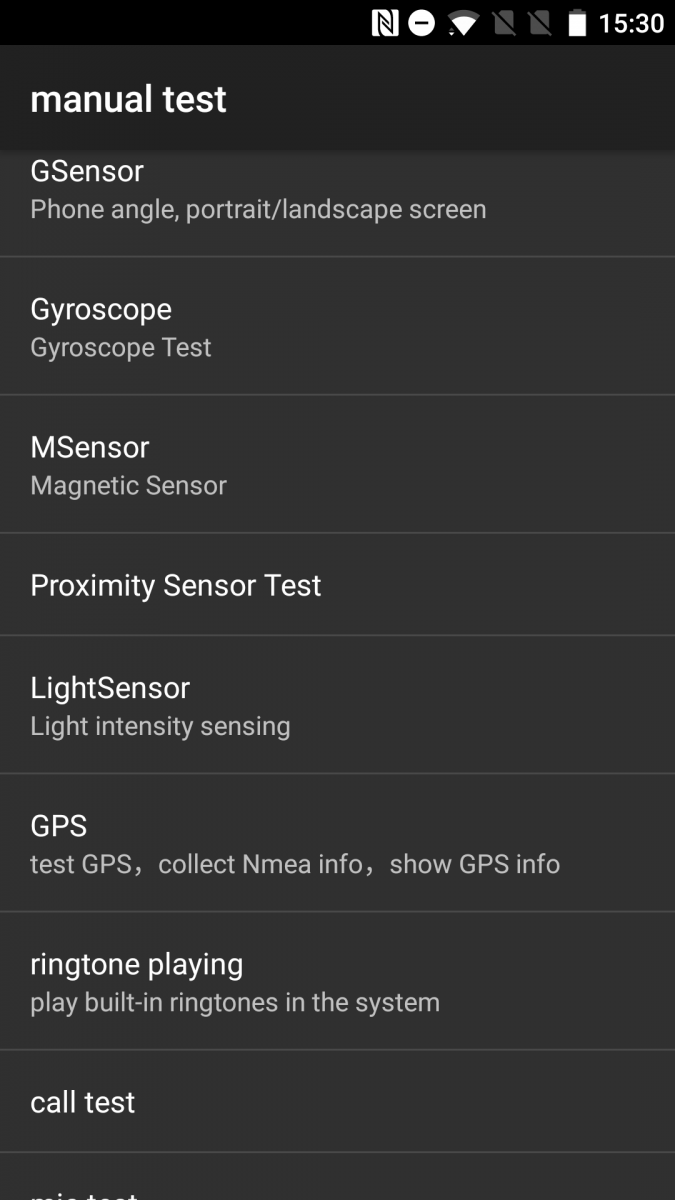 """Access Your OnePlus/OPPO Device's """"Hidden"""" Hardware Diagnostic Tests"""