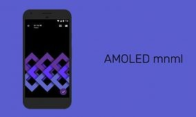 AMOLED mnml is a Wallpaper App with High-Quality, Minimalist, AMOLED-Friendly Wallpapers