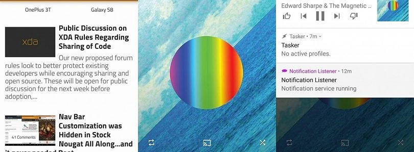 How to Add Media Playback Controls to the Nav Bar when Playing Music