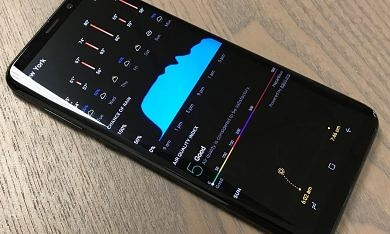 Today Weather – The Best Weather App for S8, S8+ and AMOLED Displays