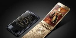 Samsung Set To Launch A High-End Folder Phone in Korea