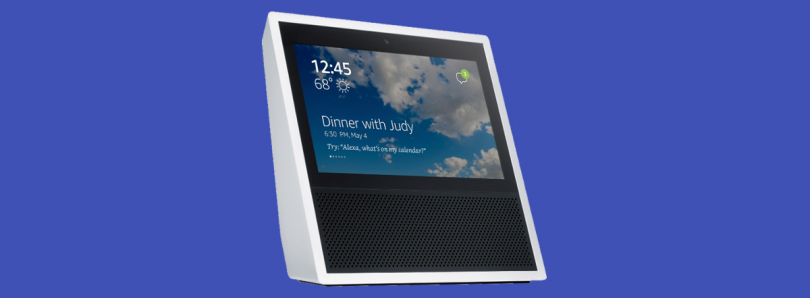Amazon's Touchscreen Echo Renders Leaked, Available In Two Colors