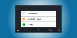 Play Music From Any App On Android Auto With AnyAutoAudio