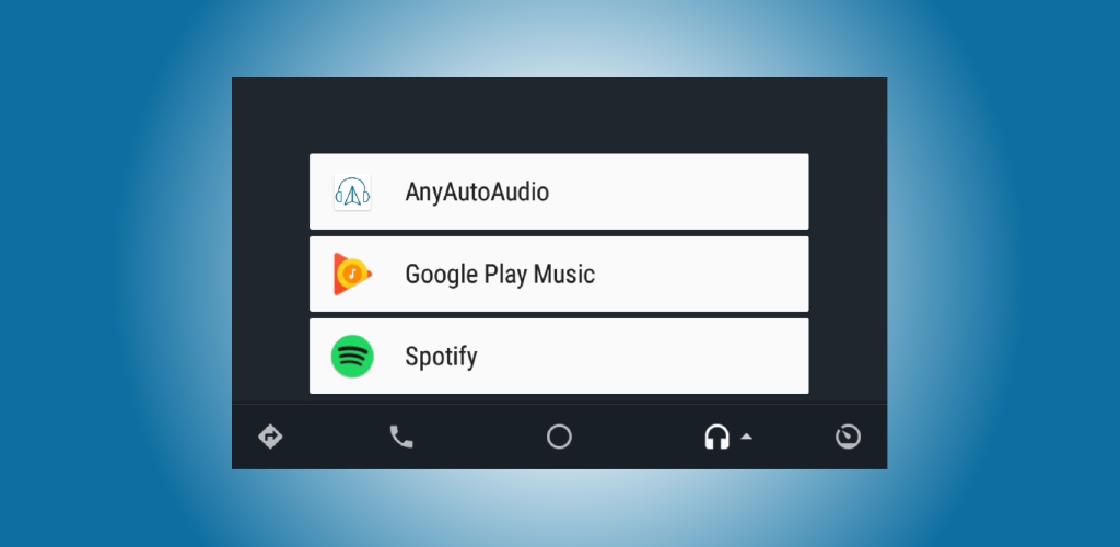 Play Music From Any App On Android Auto With AnyAutoAudio | xda