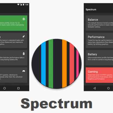 Spectrum is an Open-Source Kernel Manager for Users