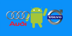 Audi and Volvo Will Start Shipping Android Automotive in Their Next Cars