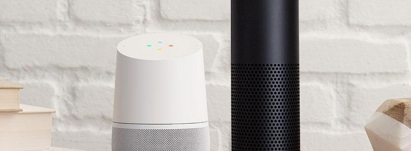 Google Home and Amazon Echo Devices Dominate the Smart Speaker Market with 92% Market Share