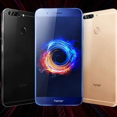 Win an Honor 8 Pro!