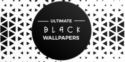 Collection of Black AMOLED Wallpapers on XDA Labs