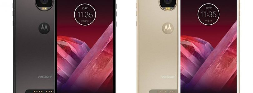 Moto Z2 Play Officially Announced, Available On Verizon in July