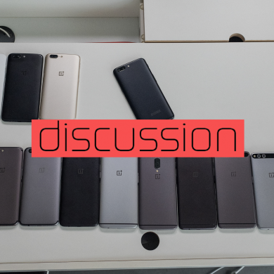 Which of These OnePlus 5 Prototypes Do You Prefer Over the Current Design?