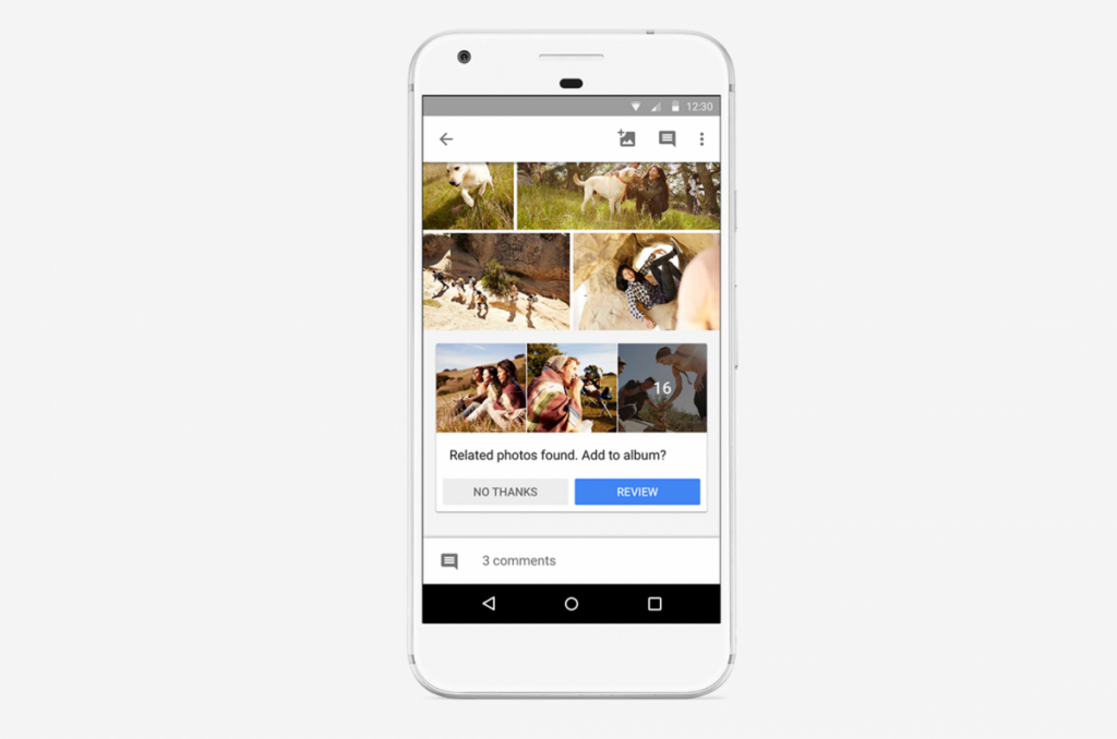 Google Photos rolls out AI-powered suggested sharing and shared libraries
