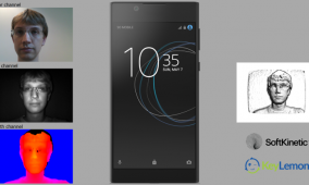 Sony Will Demo 3D Biometric Facial Recognition at MWC Shanghai