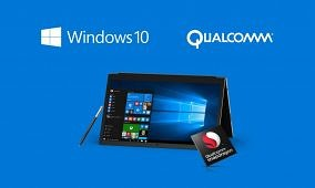 Qualcomm Snapdragon 835 Powered Windows 10 Laptops Launching Soon