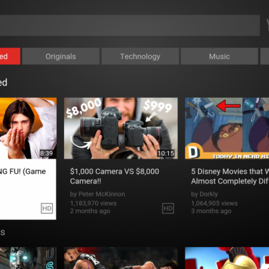 Android TV's YouTube App Gets a Refreshed UI with Latest Update