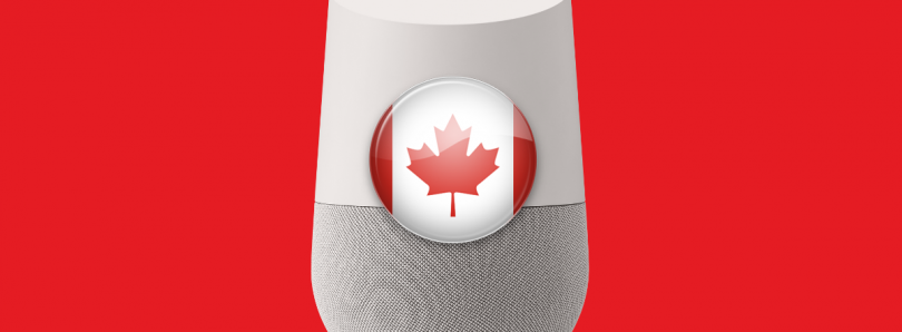 Google Home is now available for Pre-Order in Canada