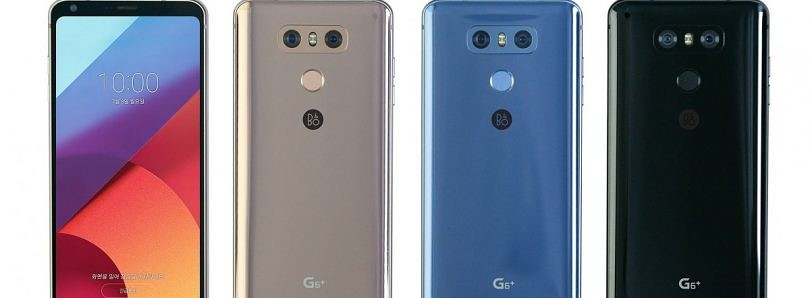 LG G6+ With 6 GB of RAM And 128 GB of Storage Announced in South Korea