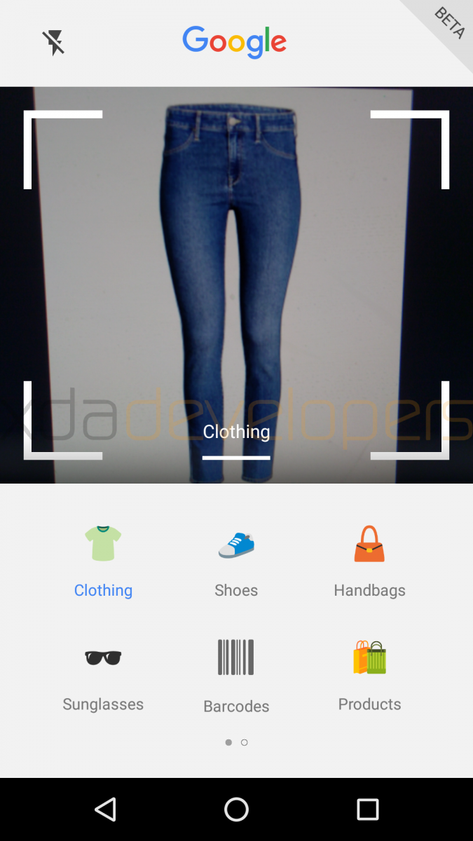 Exclusive: Hands-on with Google's Visual Search for Android | xda