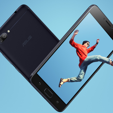 ASUS Launches the ZenFone 4 Max in Russia with a 5,000mAh Battery