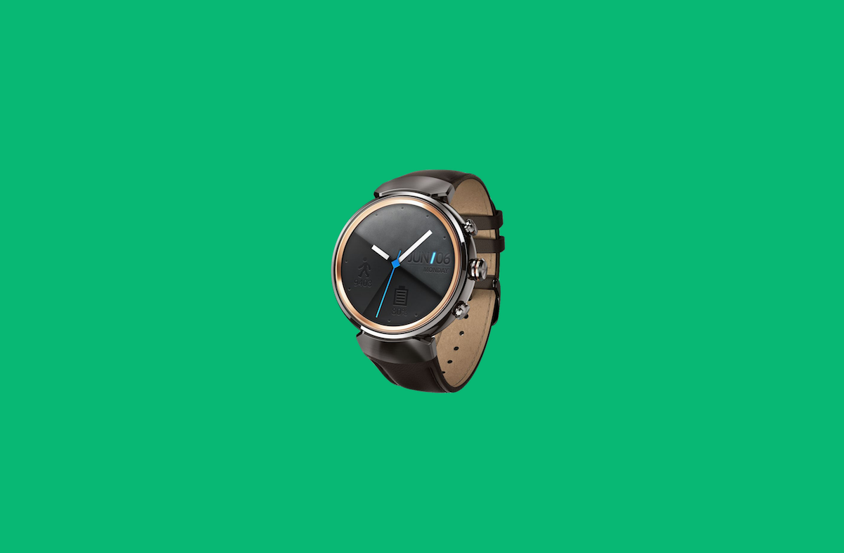 Android Wear 2.0 is Finally Making its Way to the Asus ...
