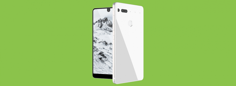 Essential Phone to Get Tap-to-Wake, EIS, and Project Treble Support