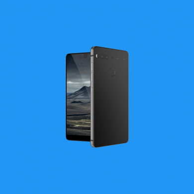 Essential Launches Three Limited Edition Colors for the Essential Phone: Ocean Depths, Stellar Gray and Copper Black