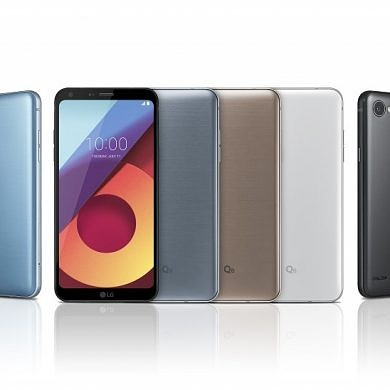 LG Q6+, Q6, and Q6α Officially Announced With 5.5″ FullVision 18:9 Display and Snapdragon 435 SoC