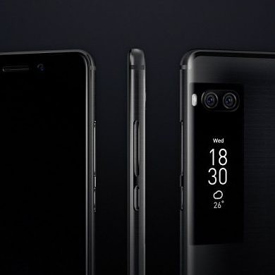 Meizu Announces the Pro 7 and Pro 7 Plus With Secondary AMOLED Display and Dual Rear Cameras