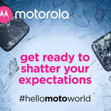Motorola's July Launch Event Invite Features its Shatterproof Displays (Moto Z2 Force)