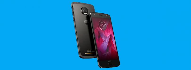 Android Oreo Update is rolling out to the Verizon Moto Z2 Force