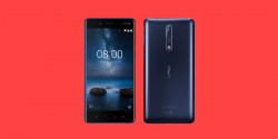 Nokia 8 with Dual-cameras and Snapdragon 835 SoC Launched in India For ₹36,999 ($566)