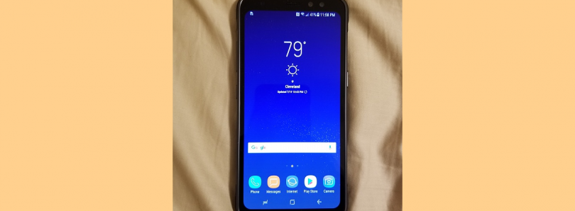 Samsung Galaxy S8 Active Allegedly Leaked in Hands-On Images